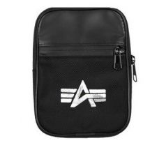 Alpha Industries Utility Bag Black/Reflective