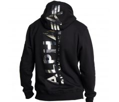 Alpha Industries mikina Back Print Hoody Foil Print chrome