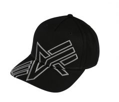 Alpha Industries šiltovka Alpha Cross cap black