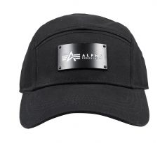 Alpha Industries šiltovka Panel cap black